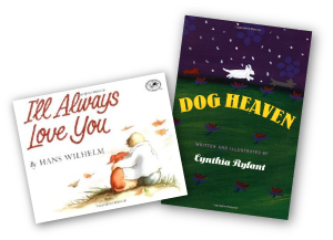 children's pet loss books